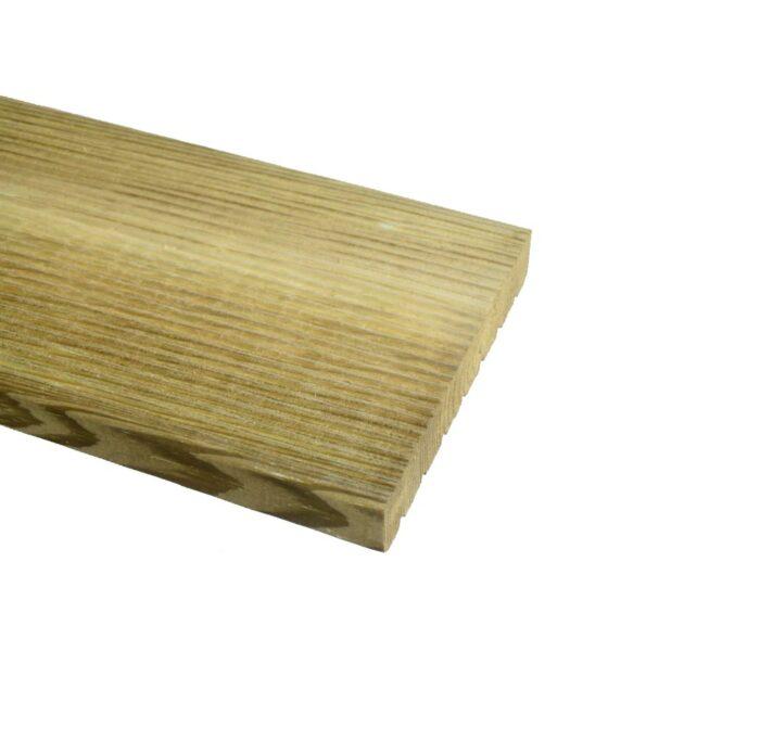 Grenen Vlonderplank geimpregneerd 28x145mm (4)