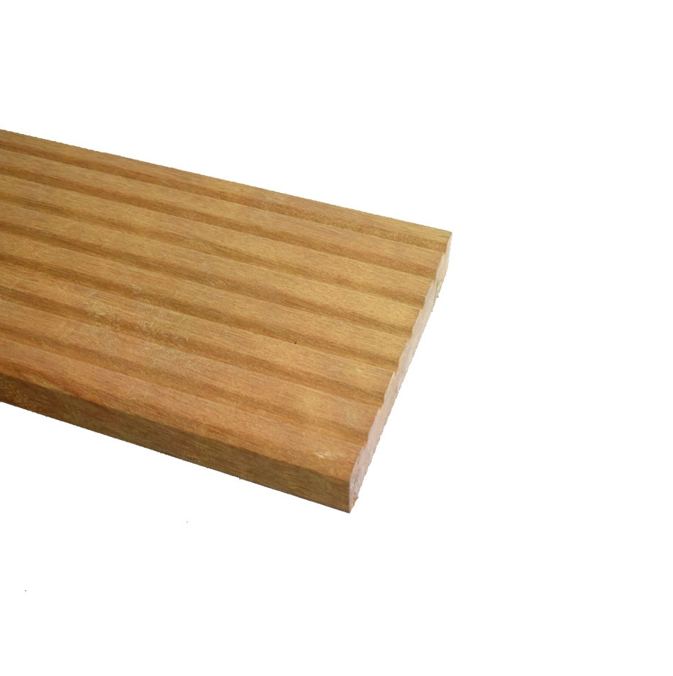 Keruing Vlonderplank 28x145mm