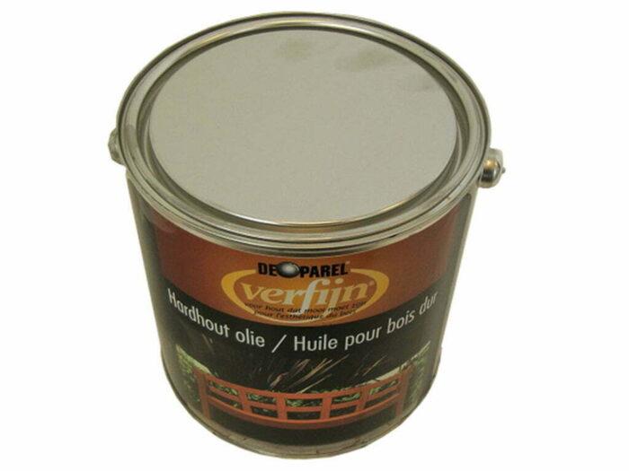 Verfijn Hardhoutolie 2.5 liter