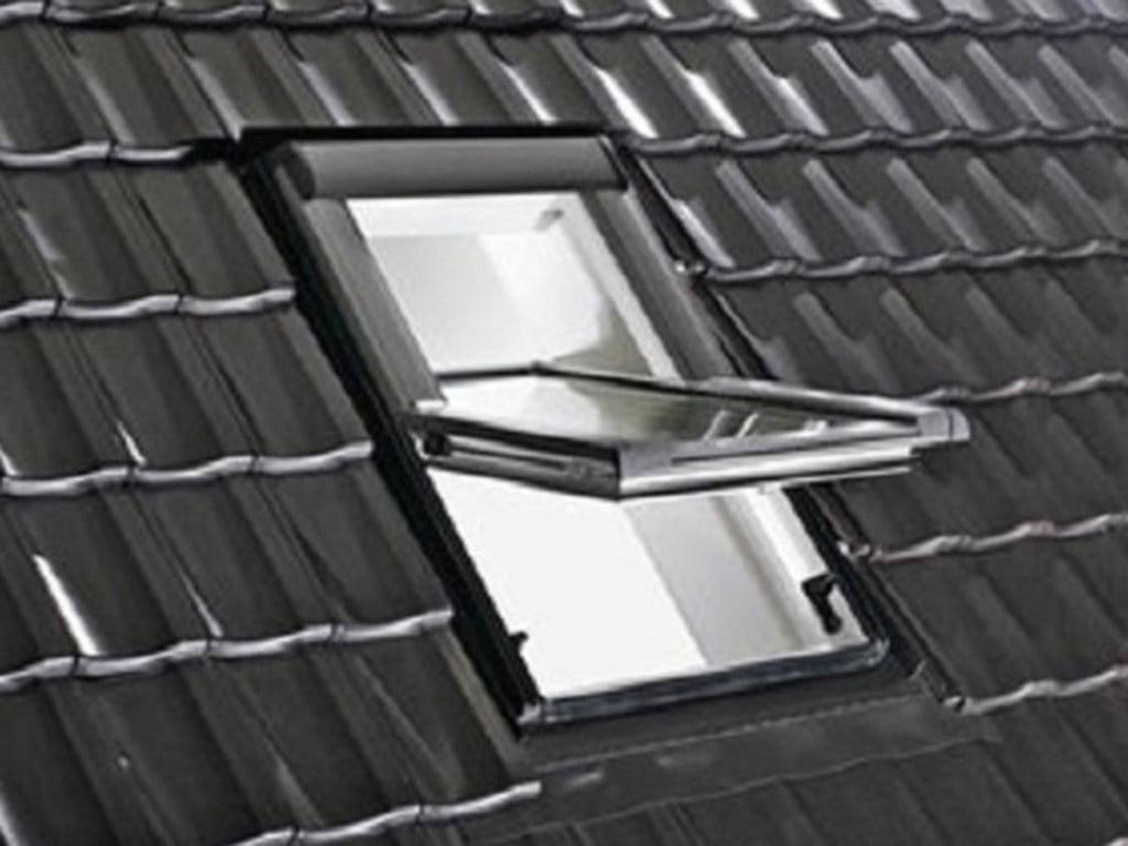 Roto dakvenster middentuimel R45 H 13/9 zonder gootstuk