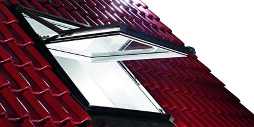 Roto dakvenster toptuimel R75 H 5/7 zonder gootstuk