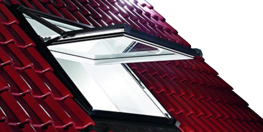 Roto dakvenster toptuimel R75 H 5/9 zonder gootstuk
