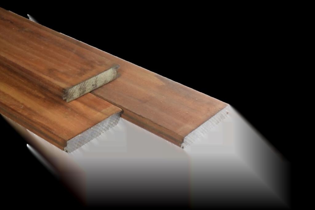 Angelim Vermelho Paardenbox plank 28x135mm