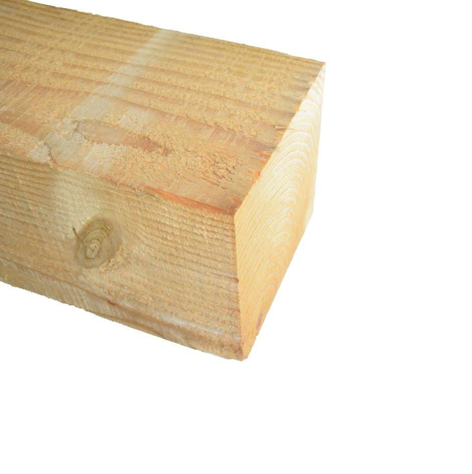 Lariks Douglas Paal ruw 150x150mm (2)