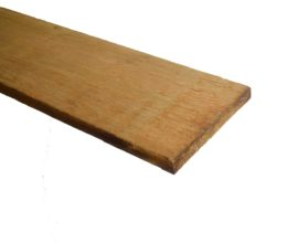 Western Red Cedar Plank ruw 23x205mm