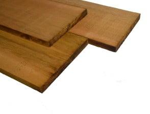 Western Red Cedar Planken & Balken