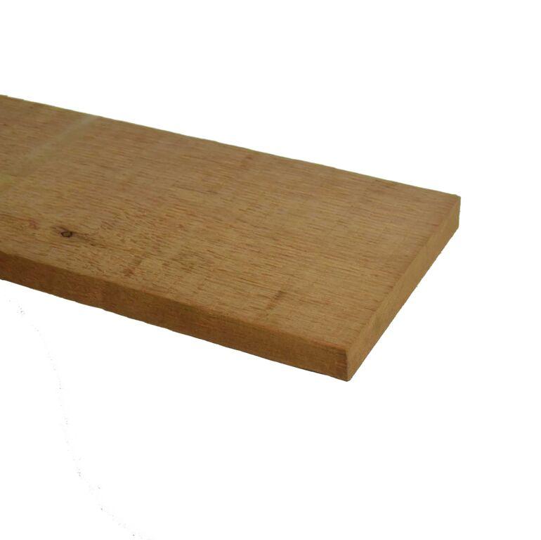 Western red cedar plank ruw mm eppinga