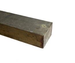 Azobé Balk ruw 100x150mm