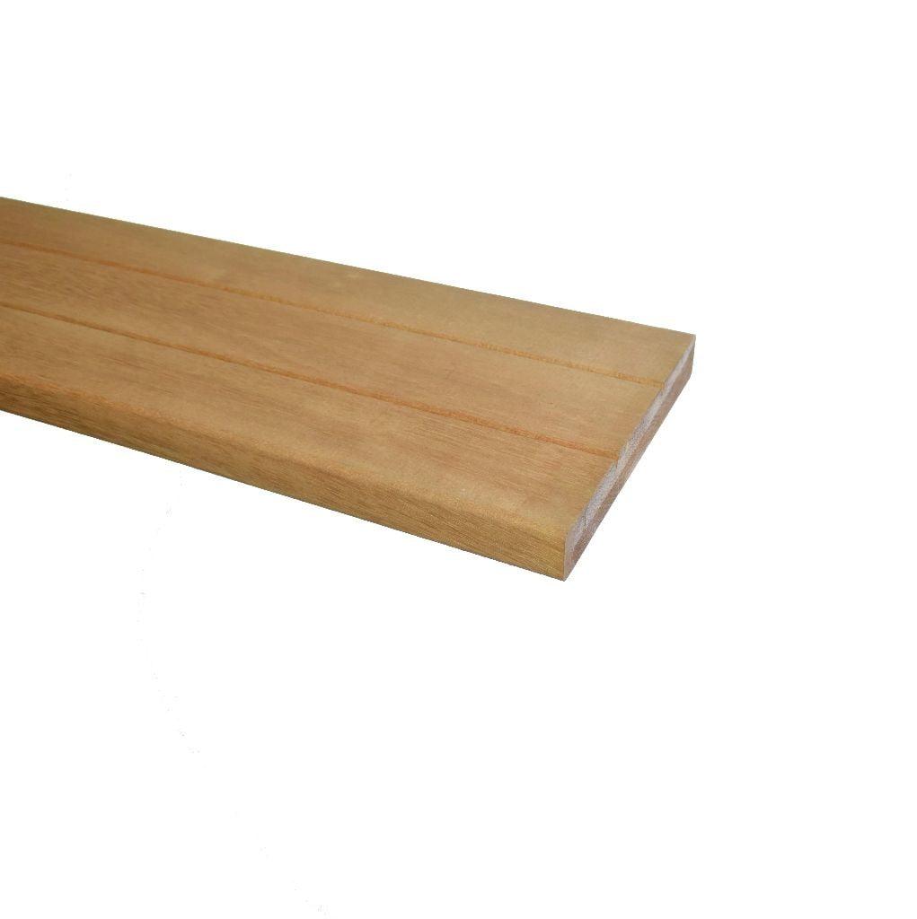 Keruing Plank geschaafd 28x190mm