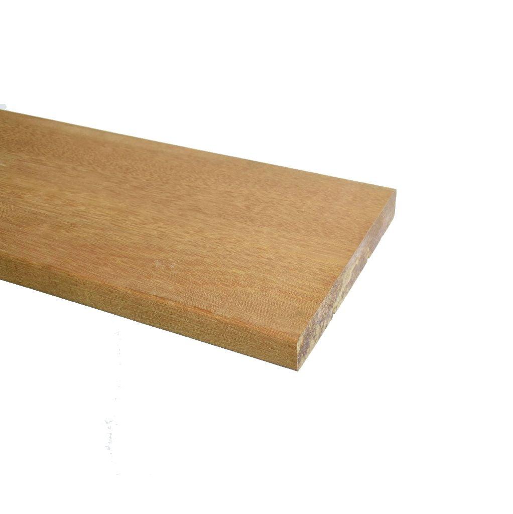 Keruing Plank geschaafd 28x190mm (2)