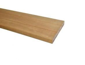 Azobé Planken geschaafd