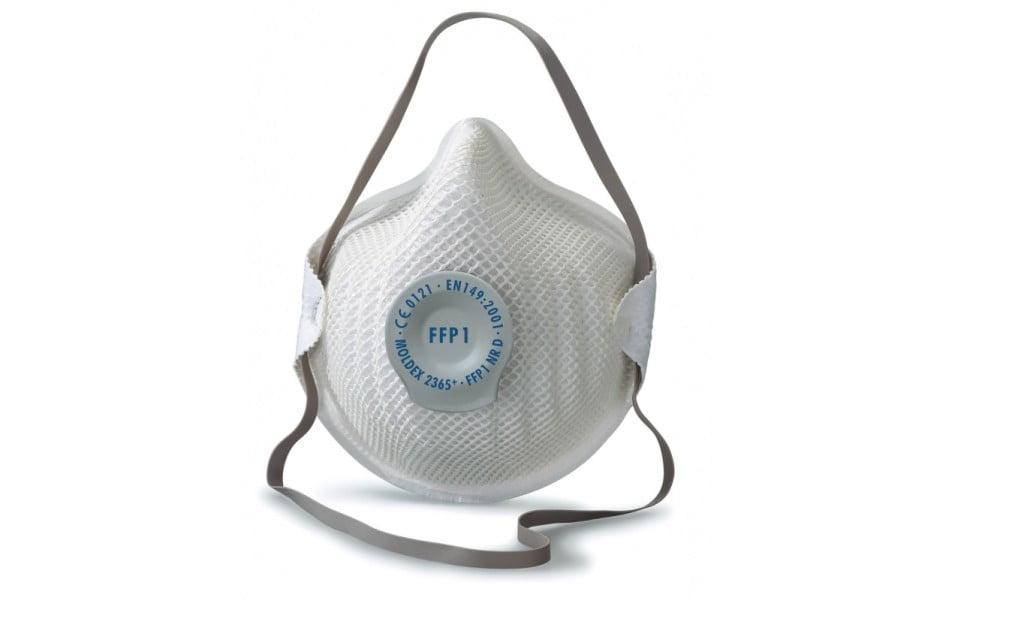 Moldex fijnstofmasker ffp1