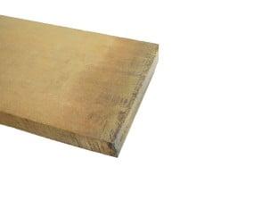 Azobé Planken ruw