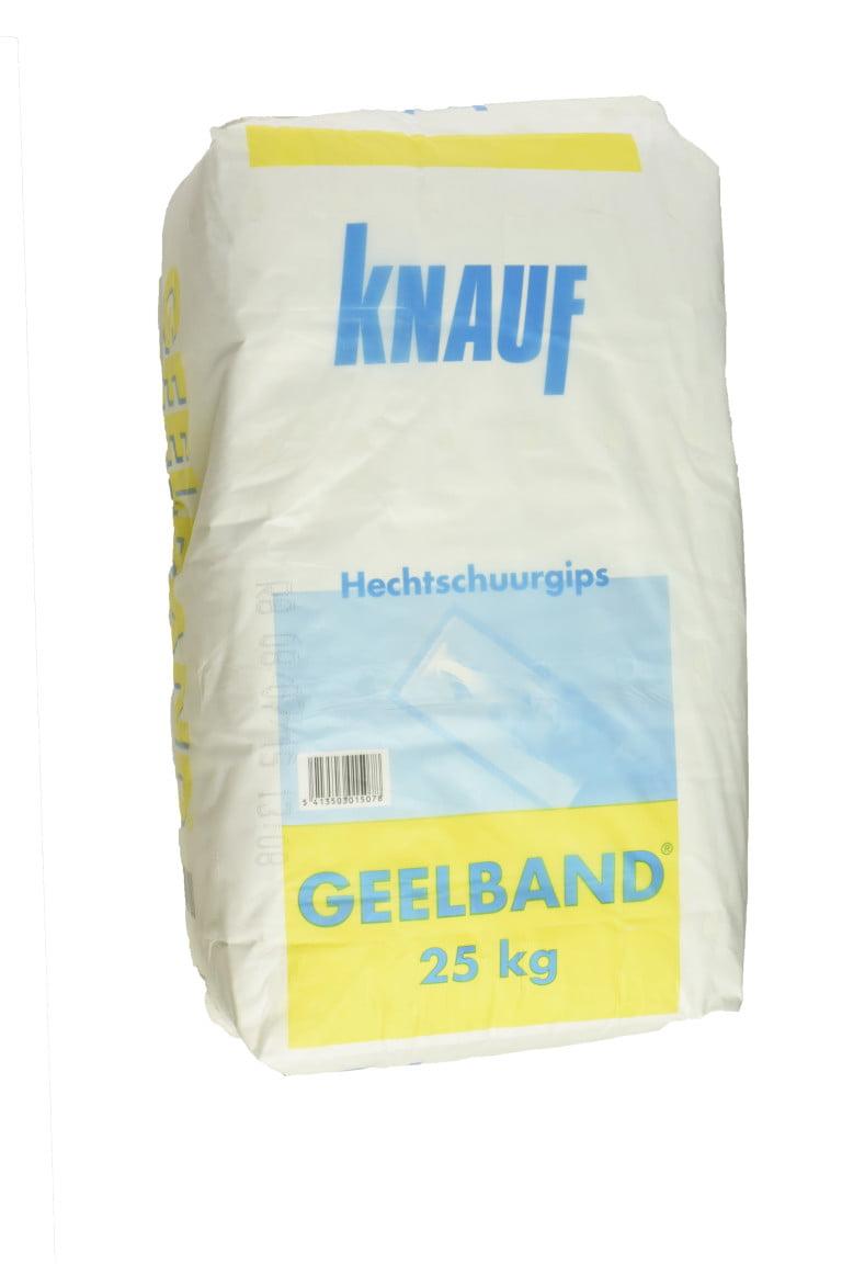 Geelband Knauf