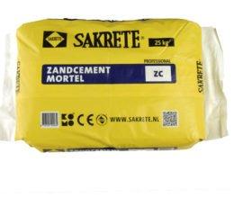 Zandcementmortel CM650 25kg