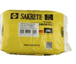 Voegmortel Sakrete C200 cementgrijs