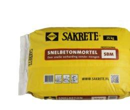 Sakrete Snelbeton RB221 25kg