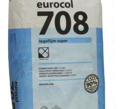Tegellijm Eurocol 708 super 25kg