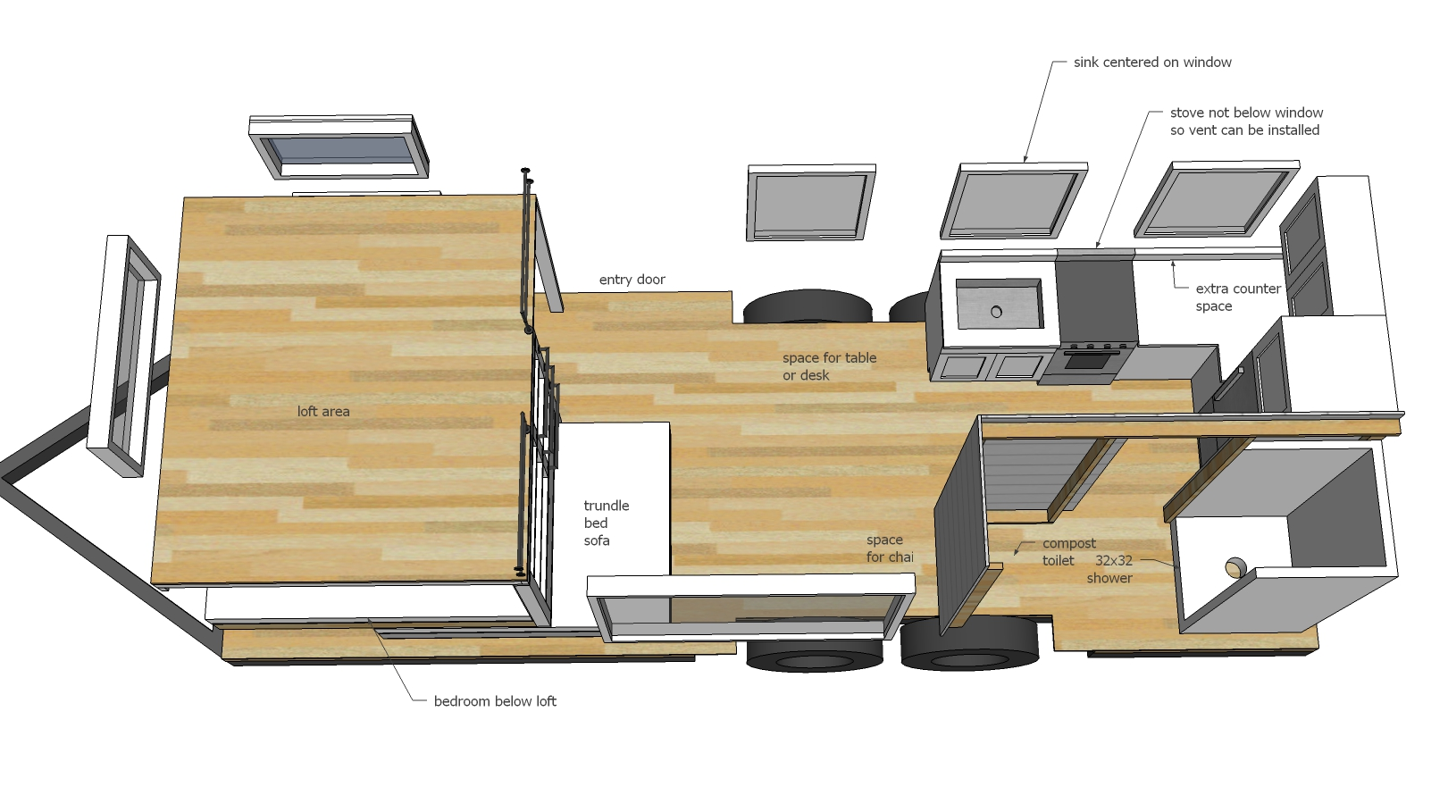 Tiny House Floor Plans Pdf All About New Car