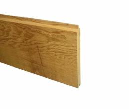 Western Red Cedar puntschroot zichtzijde ruw 18x180mm