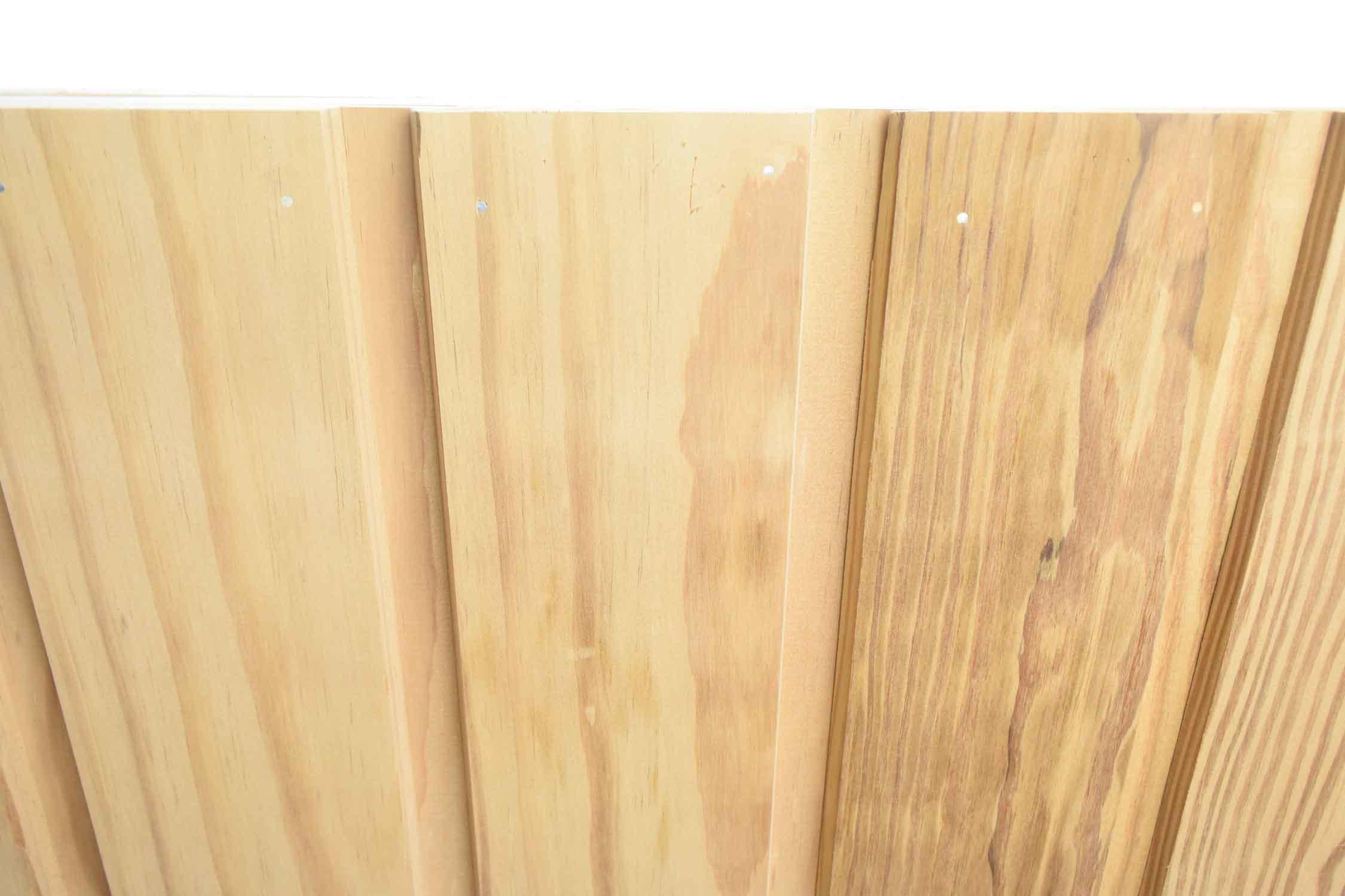 Southern Yellow Pine Channelsiding 21x130mm