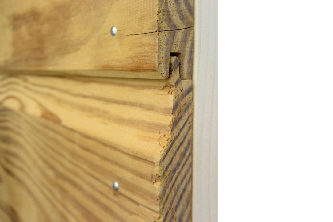 Southern Yellow Pine rabat 21x180mm