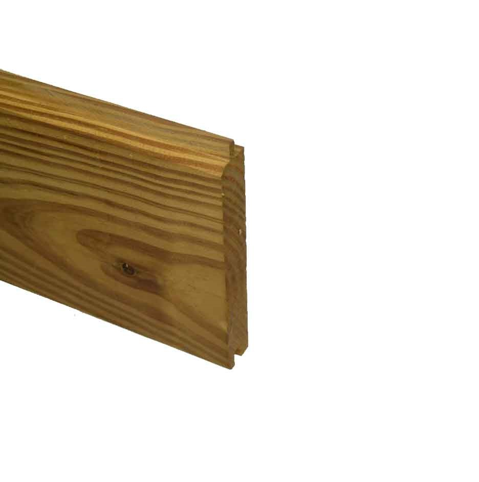 Southern Yellow Pine puntschroot 21x130mm