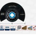 ROTEC Oscillerend Bi-Metaal Segm. zaagblad