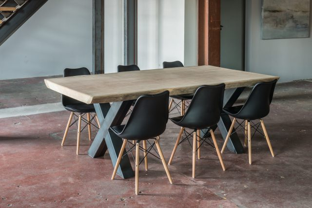 Massief houten tafelbladen eppinga